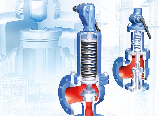 ARI SAFE vsi tipi varnostnih ventilov do DN250 sedaj dobavljivi tudi v nerjavnem jeklu