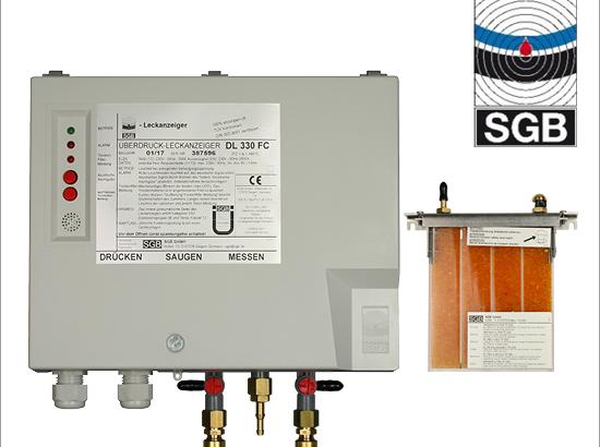 Detektorji puščanja SGB za švedski trg s pomočjo Elaflex AB