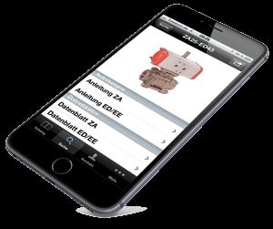 EA aplikacija za operacijske sisteme iOS in Android