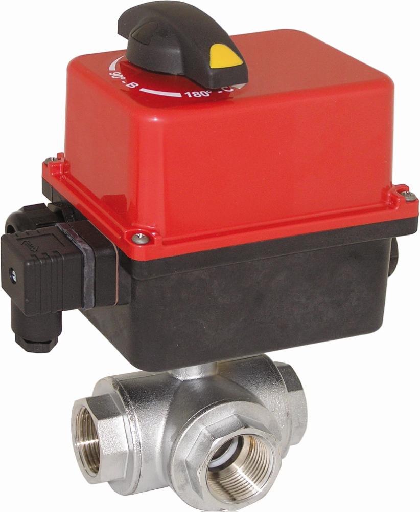 Elektromotorne navojne krogelne pipe