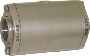 Navojni cevni stisljivi ventili