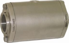 Navojni stisljivi ventili