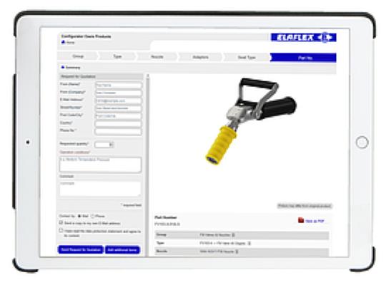 NOV spletni konfigurator za OASIS proizvode
