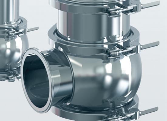 Odkrijte čiščenje in demontažo naših higienskih varnostnih ventilov (video predstavitev)
