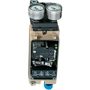 Pozicionerji za ventile z pnevmatskimi pogoni