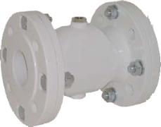 Prirobnični stisljivi ventili