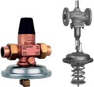 Regulatorji diferenčnega tlaka in omejevalniki pretoka