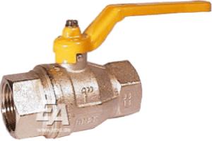 Ročne navojne krogelne pipe