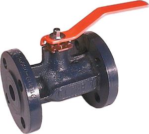 Ročne prirobnične krogelne pipe
