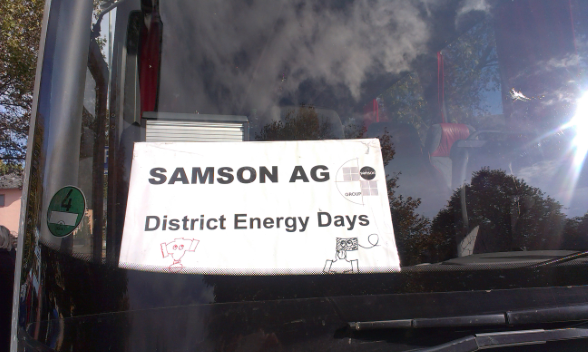 Samson District Energy Days 2013