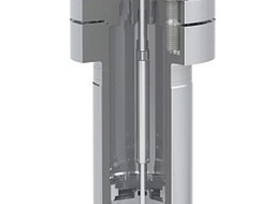 SAMSON FROSTY - Nizkotemperaturni ventil tipa 3598 za visokotlačne aplikacije