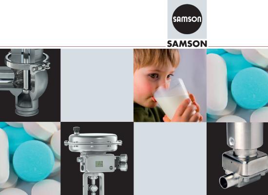Samson se predstavlja na Valve World 2018