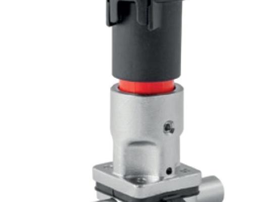 SAMSON SED predstavlja nov tip ventila