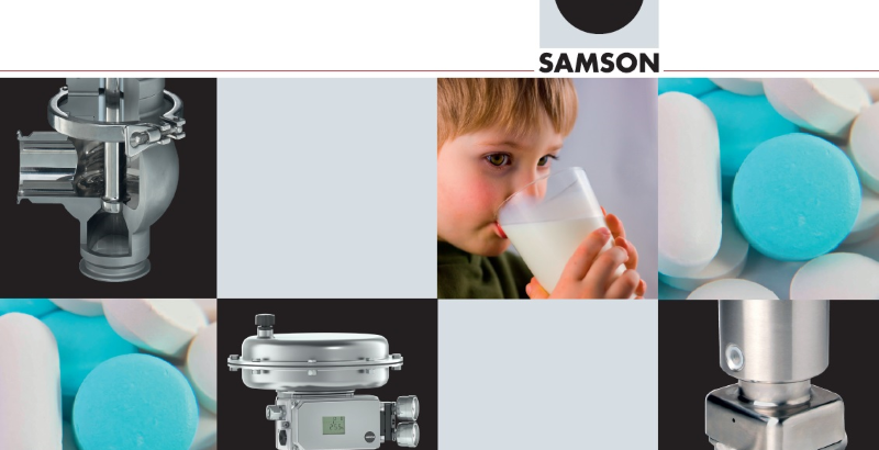 SAMSON SED: SAMSON AG je prevzel SED Flow Control