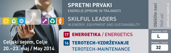 Sejem Energetika 2014 v Celju