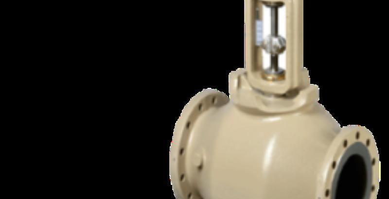 Tropotni ventil tip 3260 v dimenzija DN200, DN250 in DN300