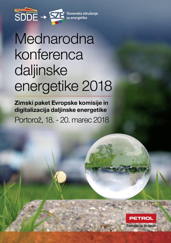 Udeležili smo se konference SDDE/SZE (Slovensko združenje za energetiko)