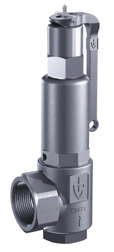 Varnostni ventili za ogrevanje
