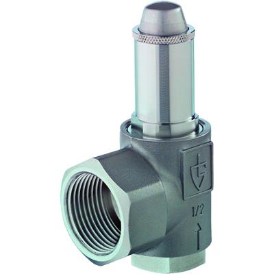 Varnostni ventili za solarna postrojenja in daljinsko ogrevanje