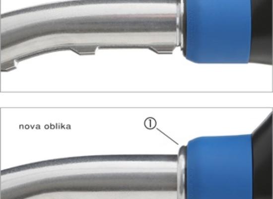 ZVA Slimline 2 - Tehnične spremembe